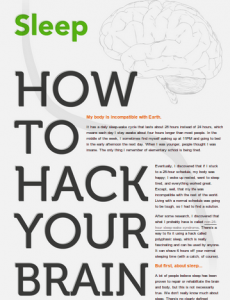how to hack your brain by dustin curtis