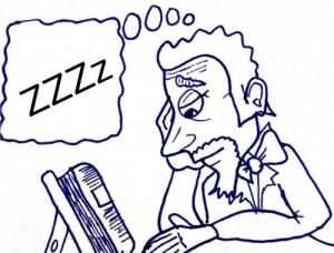 sleepless study?